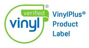 The VinylPlus Product Label